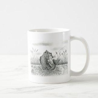 Winning artwork by D. Weaver, Grade 8 Coffee Mug