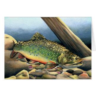 Winning artwork by E. Argot, Grade 11 Card