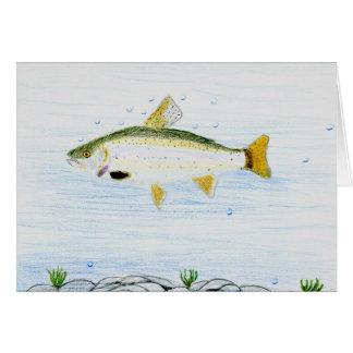 Winning artwork by E. Branton, Grade 5 Card