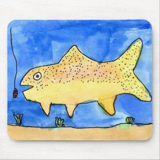 Winning artwork by E. Gardner, Grade 4 Mouse Pad
