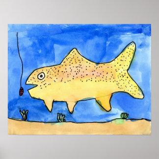 Winning artwork by E. Gardner, Grade 4 Poster