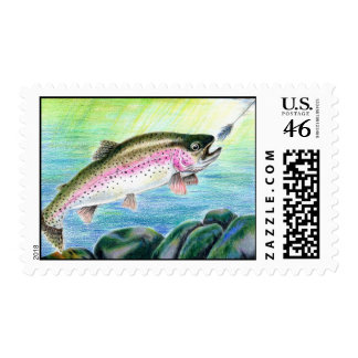 Winning artwork by E Kwon Grade 6 Stamp