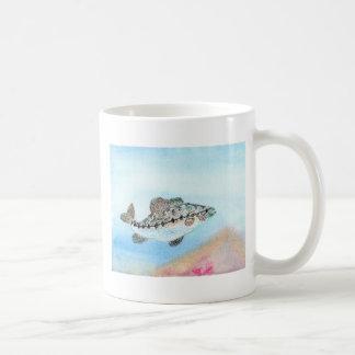 Winning artwork by E. Saliga, Grade 5 Coffee Mug