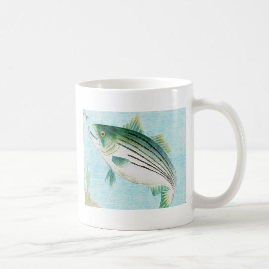 Winning artwork by E. Vance, Grade 8 Coffee Mug