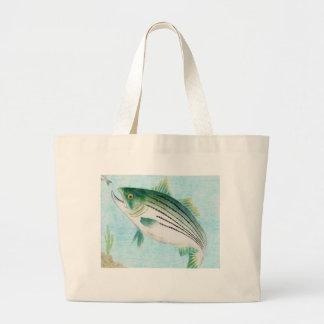 Winning artwork by E. Vance, Grade 8 Large Tote Bag