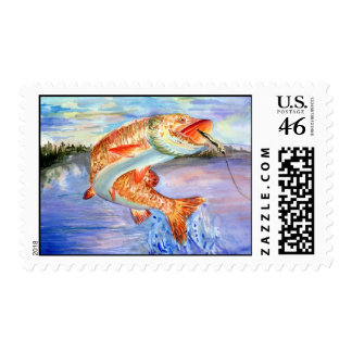 Winning artwork by H Kim Grade 11 Stamp