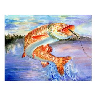 Winning artwork by H. Kim, Grade 11 Postcard