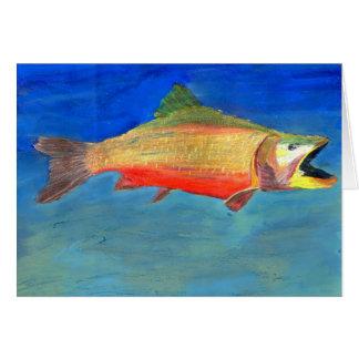 Winning artwork by J. Coady, Grade 9 Card