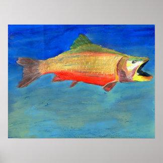 Winning artwork by J. Coady, Grade 9 Posters