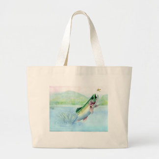 Winning artwork by J. Davis, Grade 10 Large Tote Bag