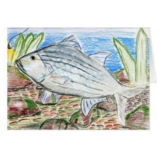 Winning artwork by J. Florida, Grade 6 Card