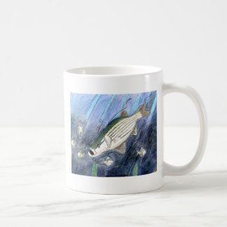 Winning artwork by K. Dumont, Grade 6 Coffee Mug