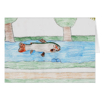 Winning artwork by K. Rodriguez, Grade 8 Card