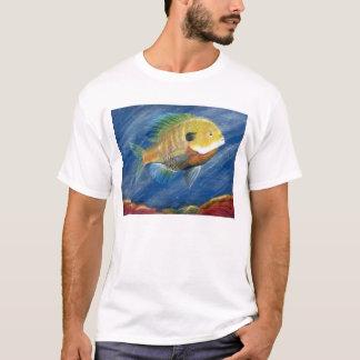 Winning artwork by K. Walker, Grade 12 T-Shirt