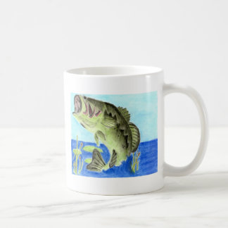 Winning artwork by L. Anderson, Grade 11 Coffee Mug