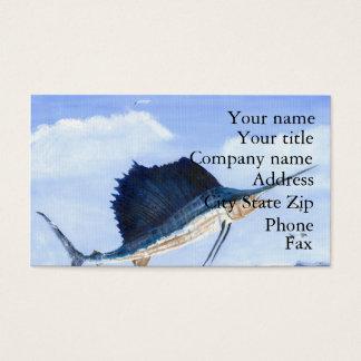 Winning artwork by M. Howard, Grade 6 Business Card