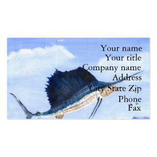 Winning artwork by M. Howard, Grade 6 Business Cards