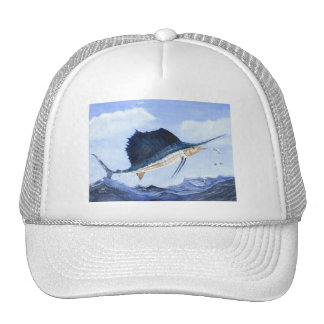 Winning artwork by M. Howard, Grade 6 Trucker Hat
