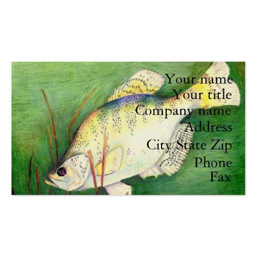 Winning artwork by M. Sone, Grade 10 Business Card Template
