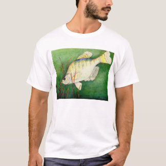 Winning artwork by M. Sone, Grade 10 T-Shirt