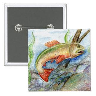 Winning artwork by M. Tcherneikina, Grade 8 Button