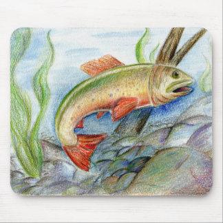 Winning artwork by M. Tcherneikina, Grade 8 Mouse Pad