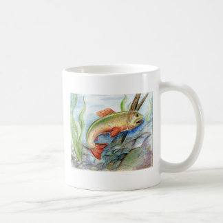 Winning artwork by M. Tcherneikina, Grade 8 Coffee Mugs