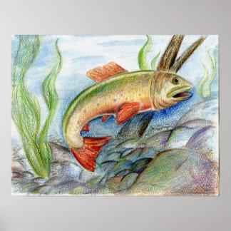 Winning artwork by M. Tcherneikina, Grade 8 Print