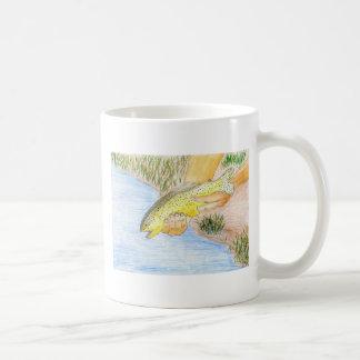Winning artwork by O. Twiford, Grade 6 Coffee Mug