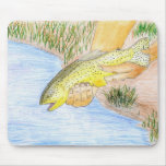 Winning artwork by O. Twiford, Grade 6 Mouse Mat