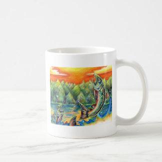 Winning artwork by R. Hasegawa, Grade 10 Coffee Mug