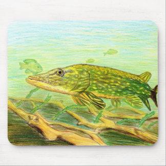 Winning artwork by R. Hinkens, Grade 5 Mouse Pad