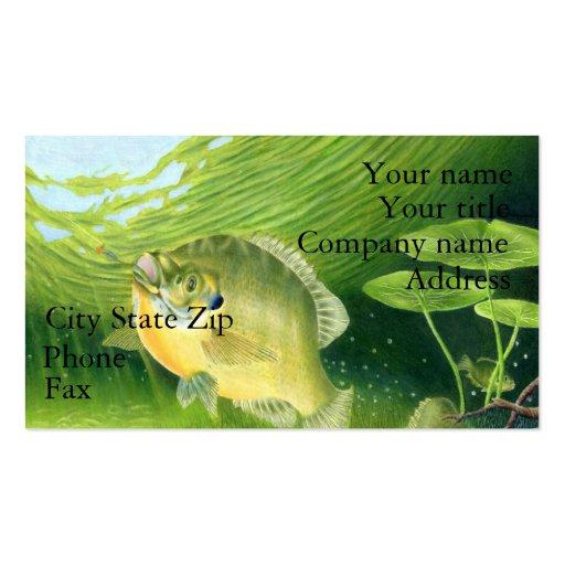 Winning artwork by R. Nelson, Grade 7 Business Card