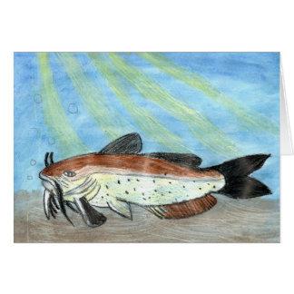 Winning artwork by S. Carter, Grade 6 Card