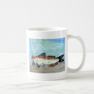 Winning artwork by S. Carter, Grade 6 Coffee Mug