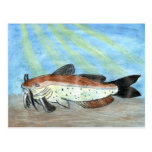 Winning artwork by S. Carter, Grade 6 Post Cards