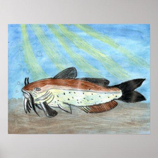 Winning artwork by S. Carter, Grade 6 Poster