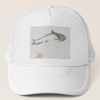 Winning artwork by S. Dean, Grade 5 Trucker Hat