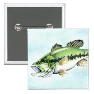 Winning artwork by S. Lynn, Grade 12 Pinback Button