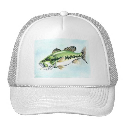 Winning artwork by S. Lynn, Grade 12 Trucker Hat
