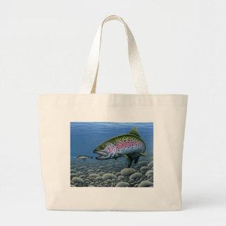 Winning artwork by S. Spradlin, Grade 12 Large Tote Bag