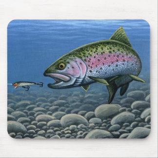 Winning artwork by S. Spradlin, Grade 12 Mouse Pad