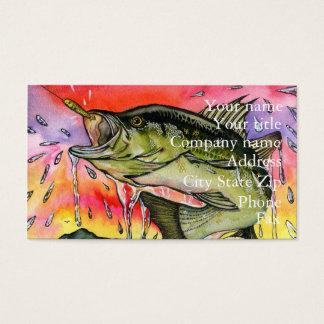 Winning artwork by S. Tu, Grade 9 Business Card