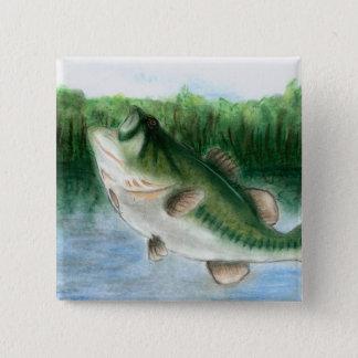 Winning artwork by S. Zhang, Grade 11 Pinback Button