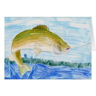 Winning artwork by T. Gilbertson, Grade 6 Card