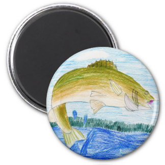 Winning artwork by T. Gilbertson, Grade 6 Magnet