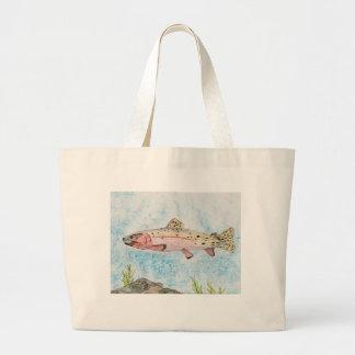 Winning artwork by T. Homan, Grade 5 Large Tote Bag