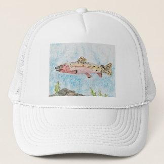 Winning artwork by T. Homan, Grade 5 Trucker Hat