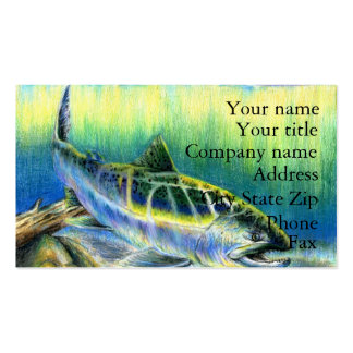 Winning artwork by T. Lee, Grade 9 Double-Sided Standard Business Cards (Pack Of 100)