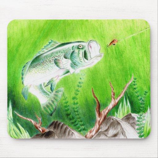 Winning artwork by T. Perkins, Grade 7 Mouse Mat